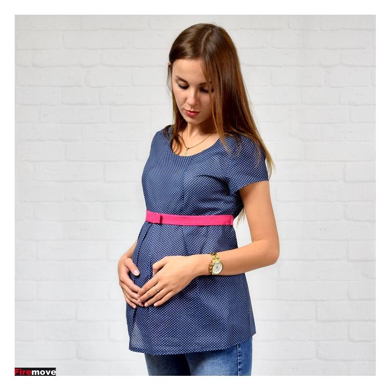 0e8b99b8 Bluzka ciążowa groszki - Internetowy sklep Firemove