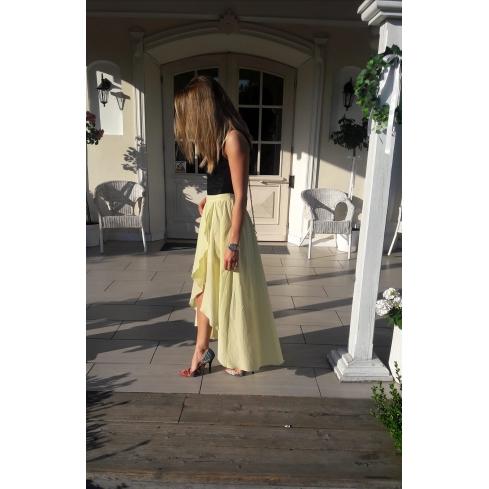 Spódnica Jasmin zielona